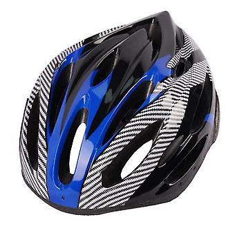 קסדות רכיבה על אופניים לגברים ולנשים בכבישי הרים (כחול)