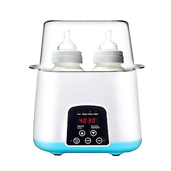 Baby Bottle Warmer, Bottle Steam Sterilizer  Smart Double Bottle Baby Food For Breast Milk