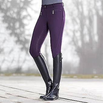 Pantalon d'équitation sports leggings hommes femmes équitation culotte complète pantalon sm160889