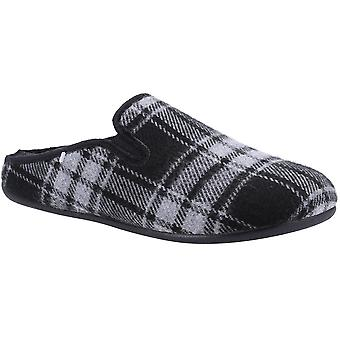 Cotswold Mens Syde Slip On Two Tone Slippers