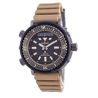 Seiko Prospex Street Series Дайвер Солнечные Snj029 Snj029p1 Snj029p 200m Мужские часы