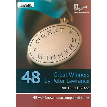 Grote winnaars voor Treble Brass CD Edition
