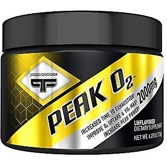 Peak O2, 2000mg - 120 grams