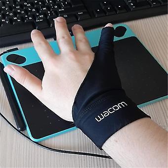 指反汚れワコム描画書き込み&塗装デジタル手袋