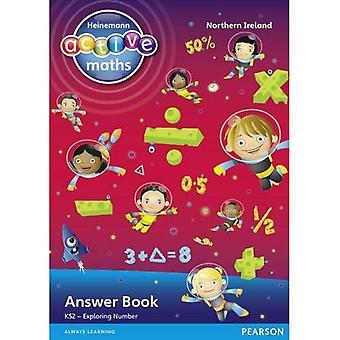 Heinemann Active Maths NI KS2 Exploring Number Answer Book (Heinemann Active Maths for NI)