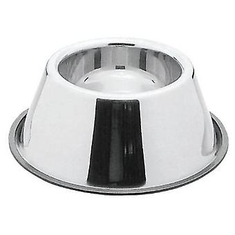 Nayeco Tall Stainless Steel Long Ears Feeder (Dogs , Bowls, Feeders & Water Dispensers)