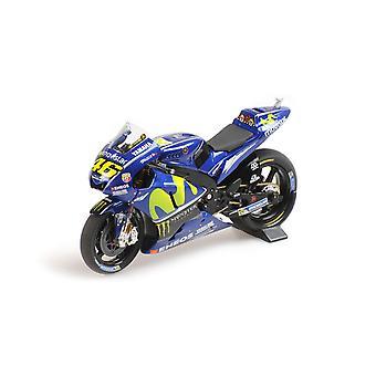 Minichamps 182173146 Valentino Rossi 2017 Yamaha YZR M1 Assen MotoGP 1:18