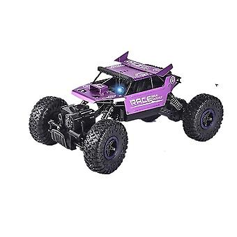 Toy cars 2.4G rc monster truck off road vehicle remote control buggy crawler alloy car off road climbing car