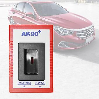 Ak90 Ak90 + مفتاح مبرمج رمز السيارات الماسح الضوئي لأداة Bmw Ews تشخيص السيارة