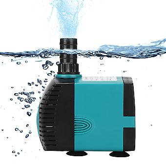 Tauchpumpe ist geeignet für Fischtankpumpe, Fischteichpumpe, Fischtank-Seitensaugpumpe
