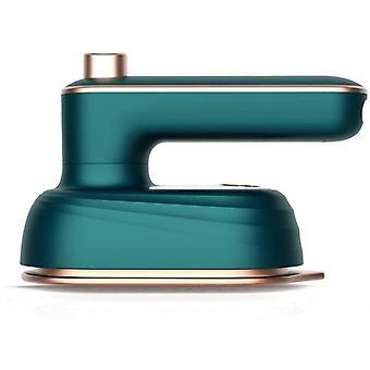 Sähköinen rautahöyrylaiva Kädessä pidettävä Mini Garment Steamer Machine Kannettava Märkä kuiva höyrysilitysrauta Silityskone Kotimatkailuun