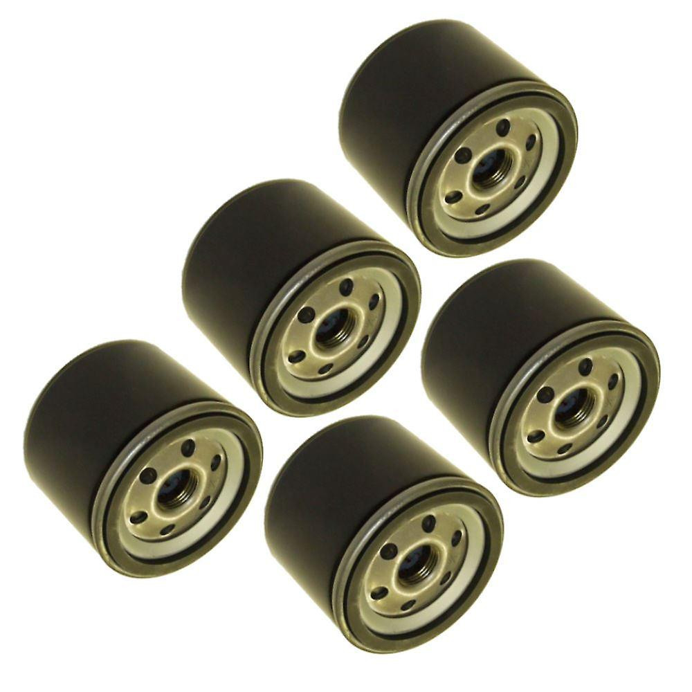 5 X BRIGGS & STRATTON SPIN ON OIL FILTERS B&S 492932 492532 492056