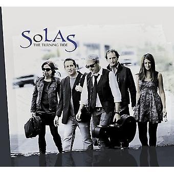 Solas - Turning Tide [CD] EUA importar