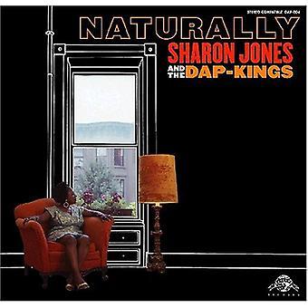 Sharon Jones & the Dap-Kings - Naturally [CD] USA import
