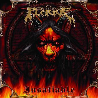 New Plague - Insatiable [CD] USA import