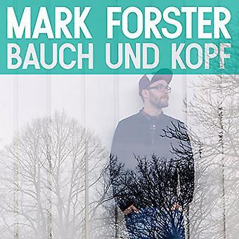 Mark Forster - Bauch Und Kopf [CD] USA import