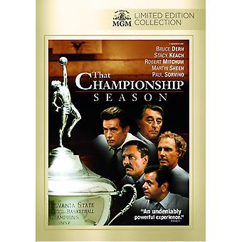 That Championship Season [DVD] USA import
