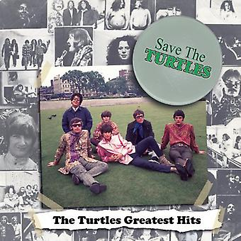 Turtles - Save the Turtles: The Turtles Greatest Hits [Vinyl] USA import