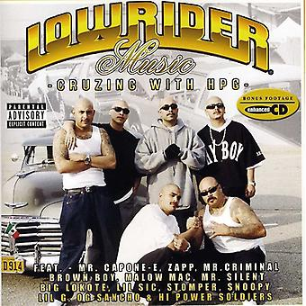 Lowrider musik - Lowrider Music [CD] USA import
