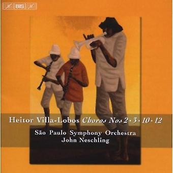 H. Villa-Lobos-Heitor Villa-Lobos: Choros, importation USA Vol. 3 [CD]