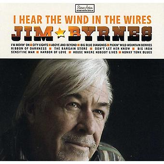 Jim Byrnes - I Hear the Wind in the Wires [CD] USA import