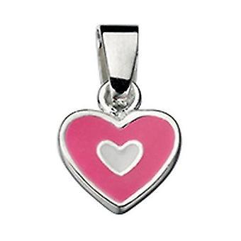 Collana cuore argento 925