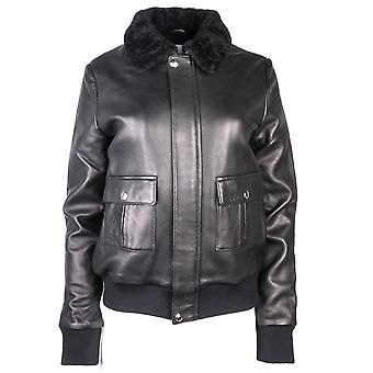 Ash Footwear Vital Black Leather Jacket