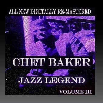 Chet Baker - Chet Baker - Volume 3 [CD] USA import