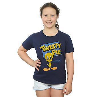 Looney Tunes meisjes klassieke Tweety Pie T-Shirt