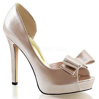 Fabulicious Women's Shoes LUMINA-32 Champagne Pat