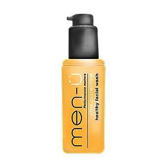 Menn-U sunn Facial Wash 100ml