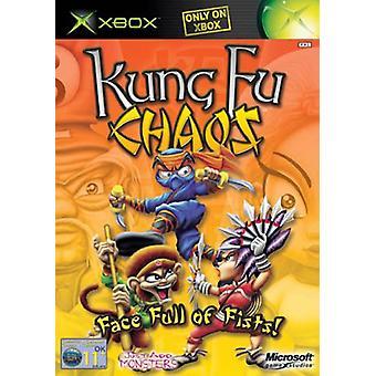 Kung Fu Chaos (Xbox) - New