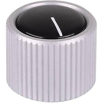 Mentor 532.6 Control knob Aluminium (anodised) (Ø x H) 20 mm x 15 mm 1 pc(s)