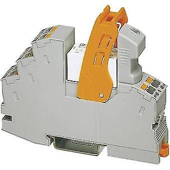 Phoenix Contato RIF-1-RPT-LV-24AC/2X21 Relay componente nominal tensão: 24 V AC Comutação atual (máximo.): 8 A 2 change-overs 1 pc (s)