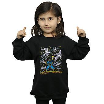 Marvel Girls Thanos Ships Sweatshirt