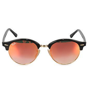 Ray-Ban Clubround klassiska solglasögon RB4246 901/4W 51