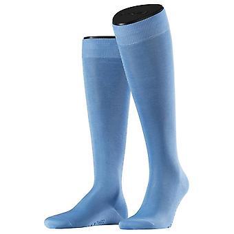 Falke Tiago sokker knehøye - blå