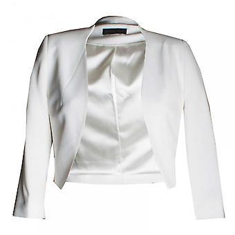 Michaela Louisa Women's Long Sleeve Tailored Bolero