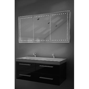 Bryani LED mobile bagno con Demister Pad, sensore & rasoio k377