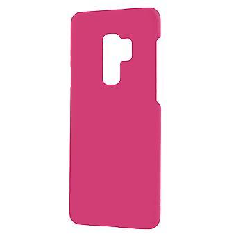 Shell Samsung Galaxy S9 Plus en plástico duro-Rose