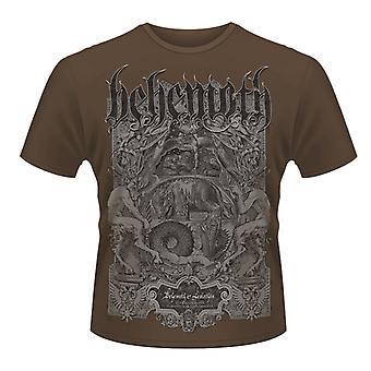 Behemoth Левиафан футболку