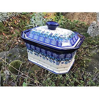 Cookie jar, height 17 cm, 25 x 18 cm, Fleur delicate BSN J-4675