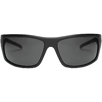 Electric California Tech One XL Sunglasses - Matte Black/Ohm Polarized