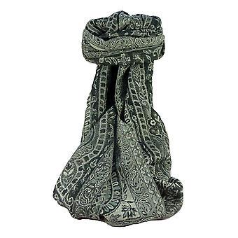 Schalldämpfer Schal 0973 in Fine Pashmina Wolle Heritage Range von Pashmina & Seide