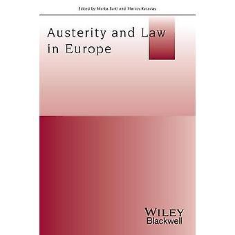 Soberheid en recht in Europa door Marija Bartl - Markos Karavias - 97811