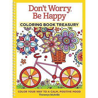 Älä huoli - mielellään väritys kirja Treasury - väri Ca tiesi