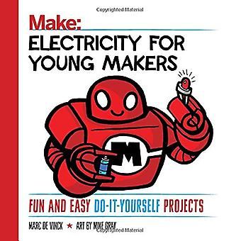 Electricity for Young Makers - Fun and Easy Do-it-Yourself Projects by