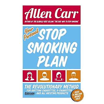 Your Personal Stop Smoking Plan by Allen Carr - 9781784045012 Book
