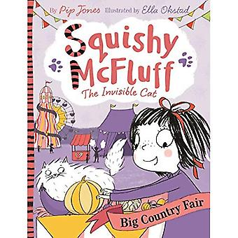 Squishy McFluff: Big Country Fair (Squishy McFluff the Invisible Cat)