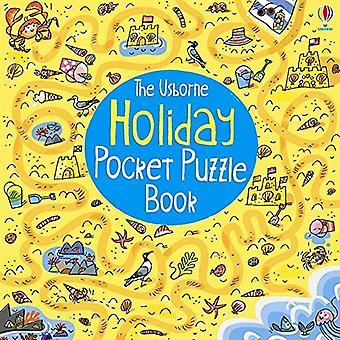 Vakantie zakboek puzzel